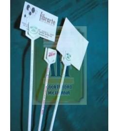 1025 - PORTA TARJETA LARGO IMPESO A LA ORDEN 1 TINTA-100 PIE