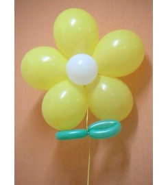6224 - FLORES LATEX APROX 40 CMS